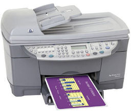 Medium officejet 7100
