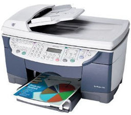 Medium officejet d135