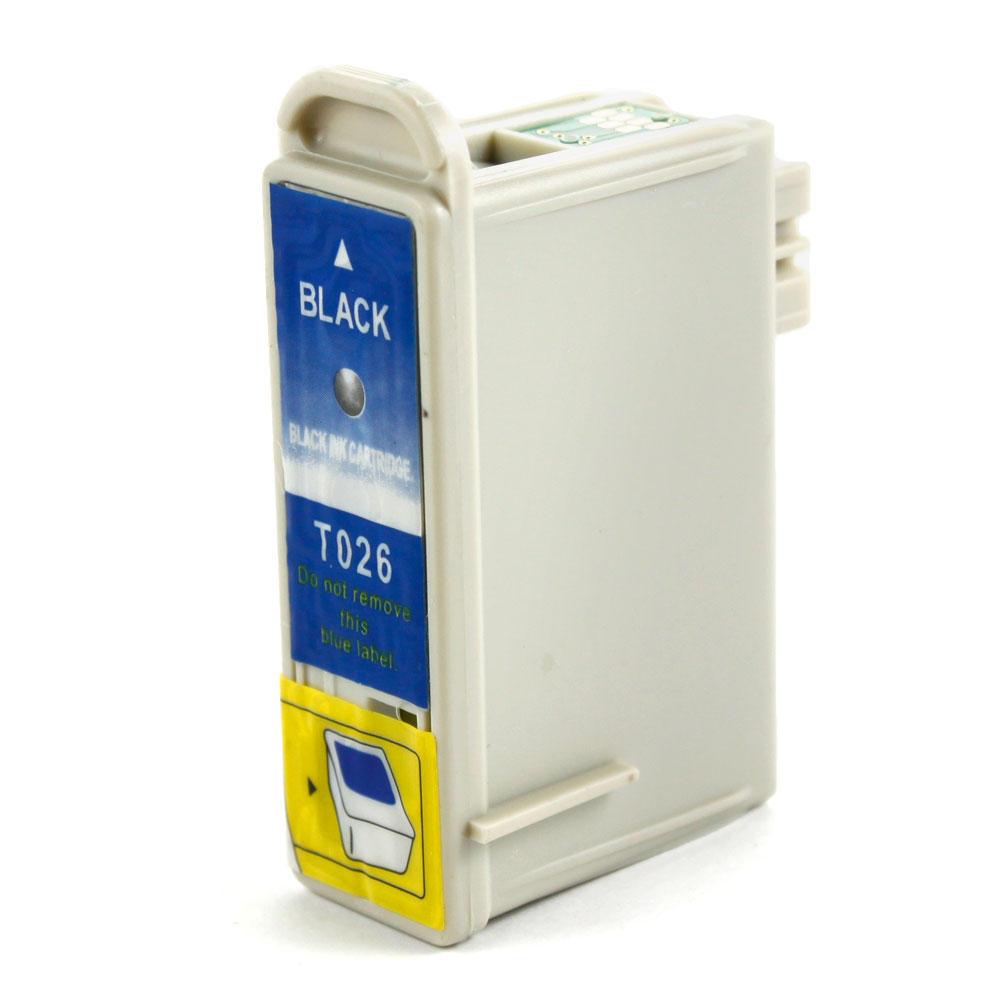 Epson T026201 Original Black Ink Cartridge T026201 OEM