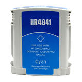 HP 10 New Compatible Cyan Ink Cartridge (C4841A)