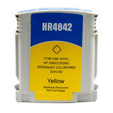 HP 10 New Compatible Yellow Ink Cartridge (C4842A)