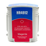HP 82 (C4912A) New Compatible Magenta Ink Cartridge (High Yield)