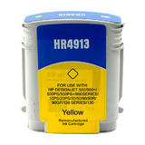 HP 82 (C4913A) New Compatible Yellow Ink Cartridge (High Yield)