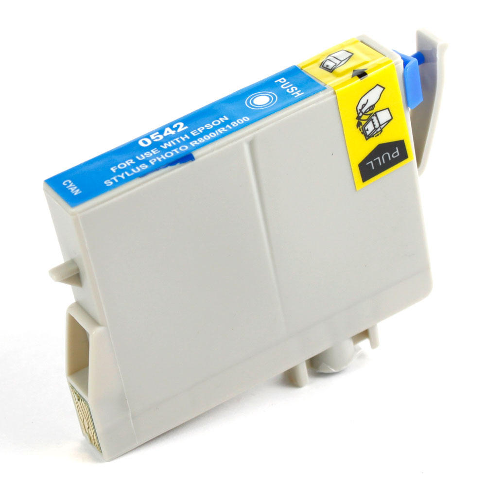 Epson T054220 New Compatible Cyan Ink Cartridge