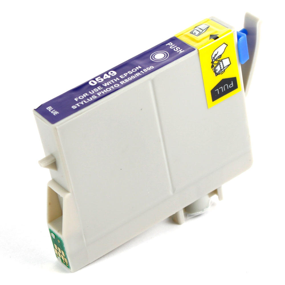 Epson T054920 New Compatible Blue Ink Cartridge