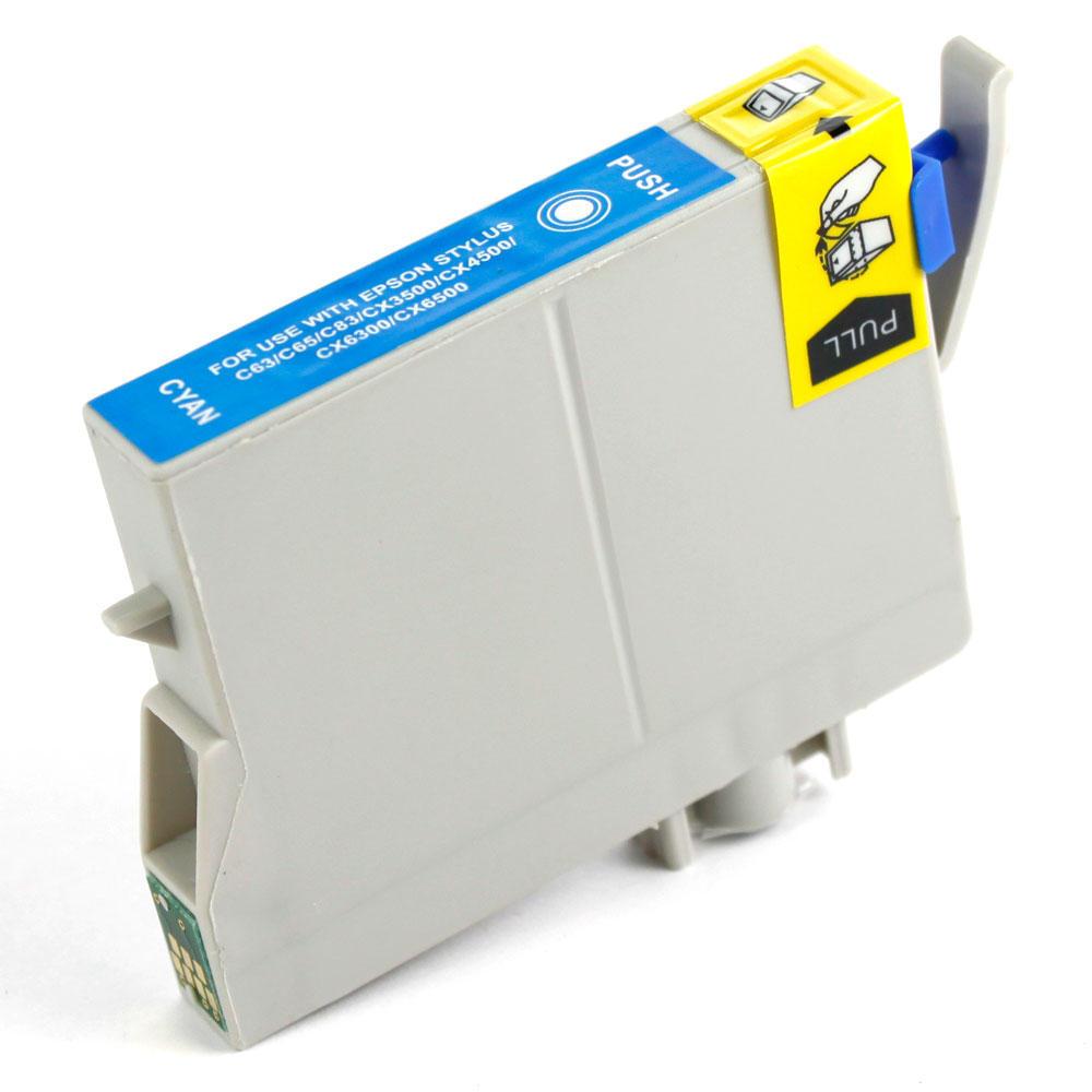 Epson T047220 New Compatible Cyan Ink Cartridge