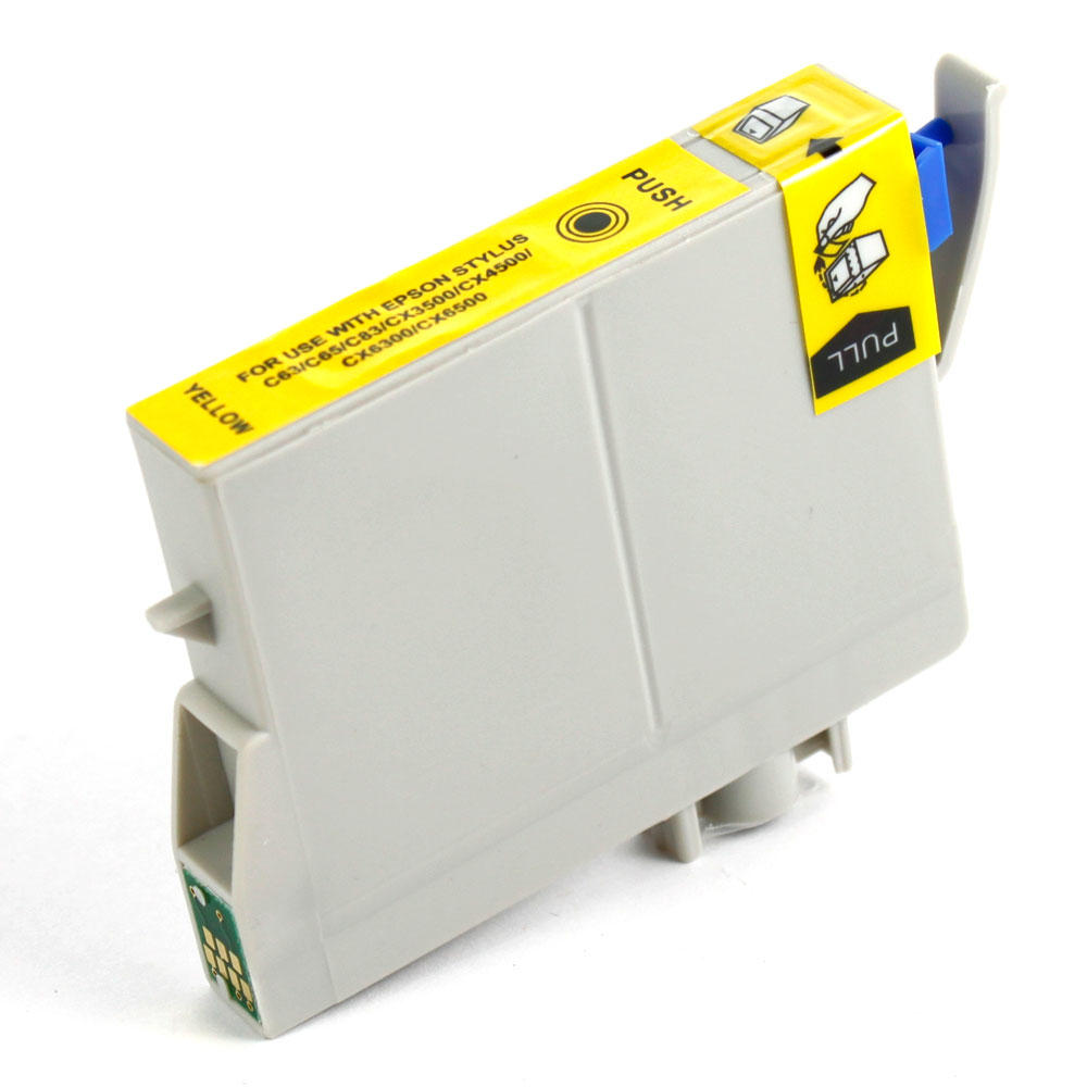 Epson T047420 New Compatible Yellow Ink Cartridge