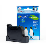 HP 15 Remanufactured Black Ink Cartridge (C6615A/D) - G&G™