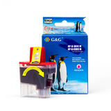 Brother LC41M New Compatible Magenta Ink Cartridge - G&G™