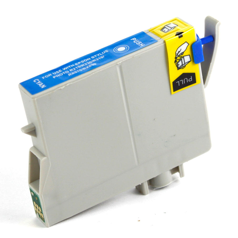 Epson T049250 New Compatible Cyan Ink Cartridge