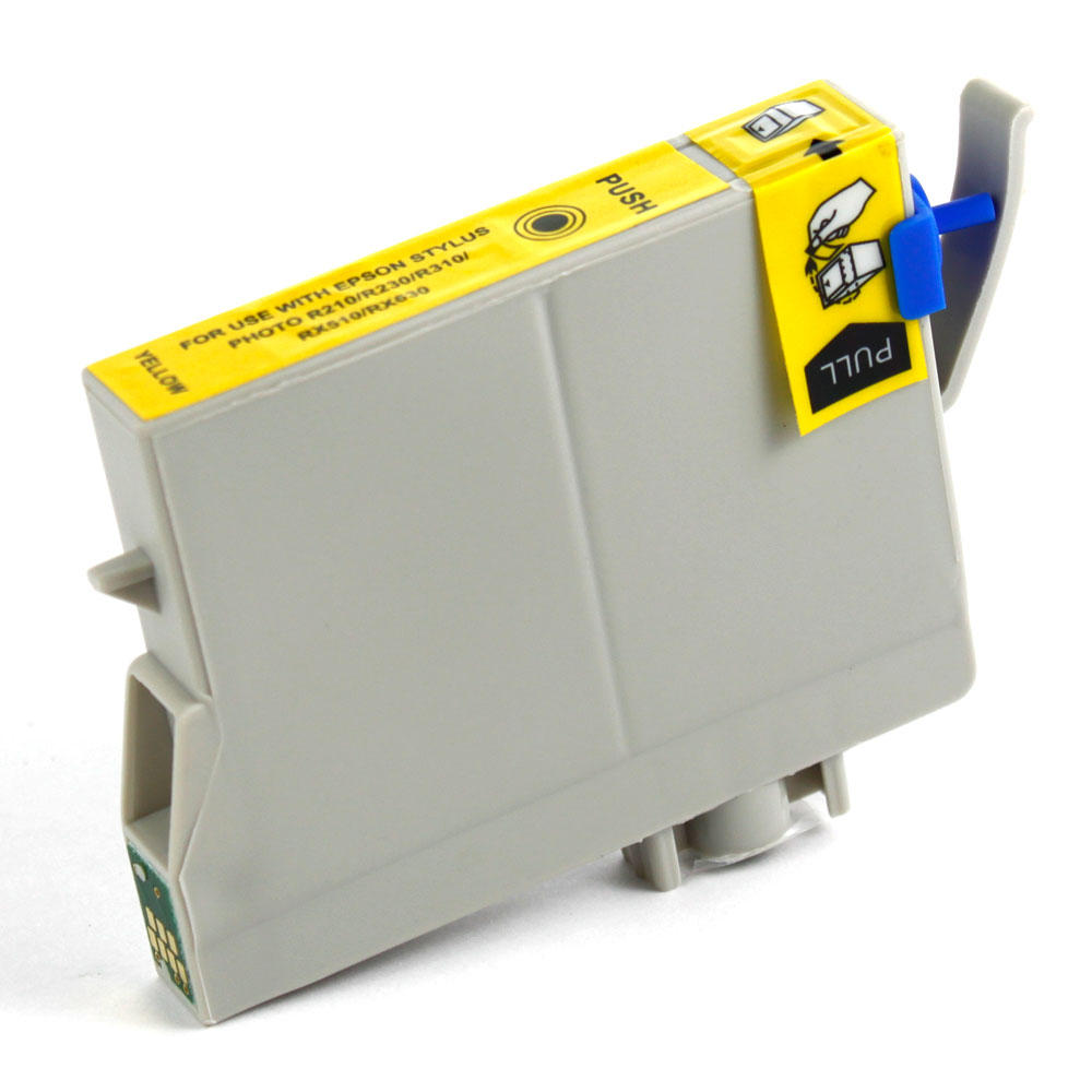Epson T049450 New Compatible Yellow Ink Cartridge