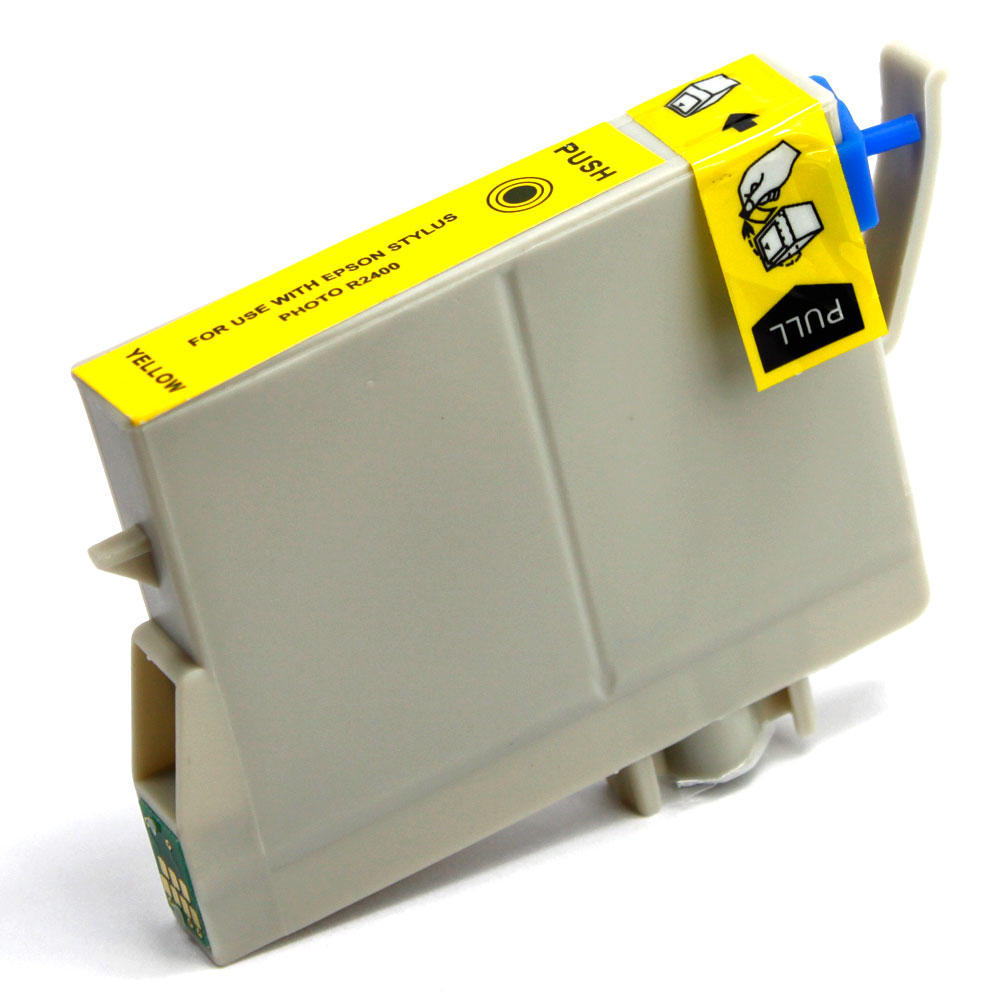 Epson T0594 New Compatible Yellow Ink Cartridge