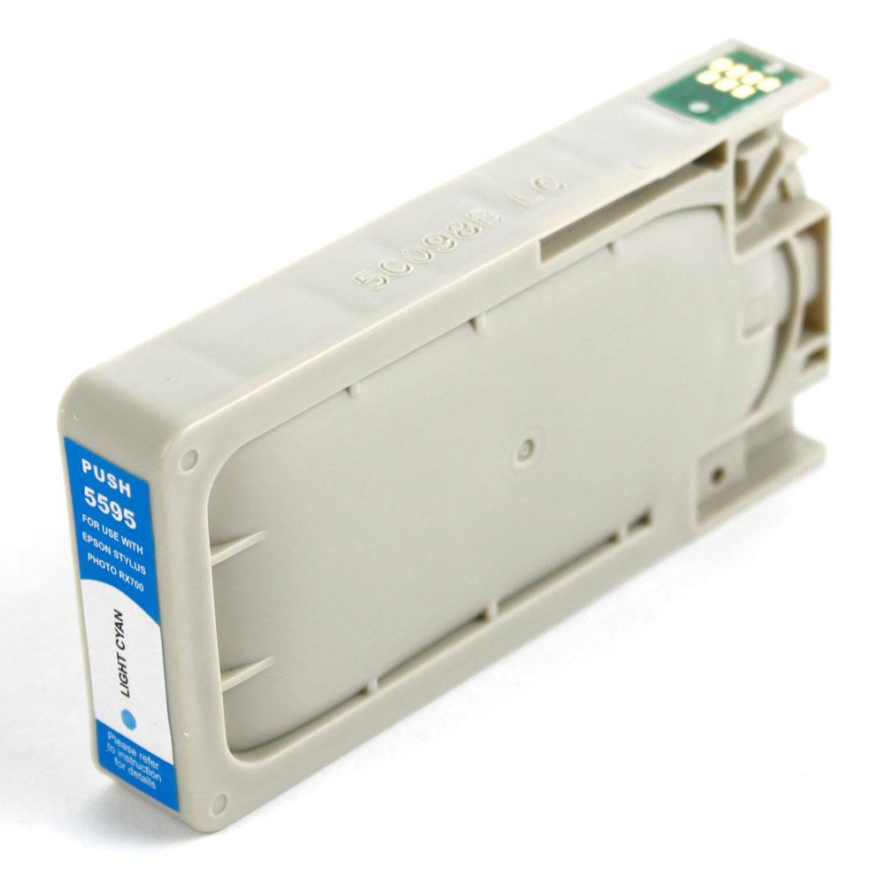 Epson Light Cyan Ink Cartridge For Stylus Photo Rx700 T559520 T559520