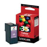 Lexmark 18C0035 (No. 35) Original Color Ink Cartridge (High Yield)