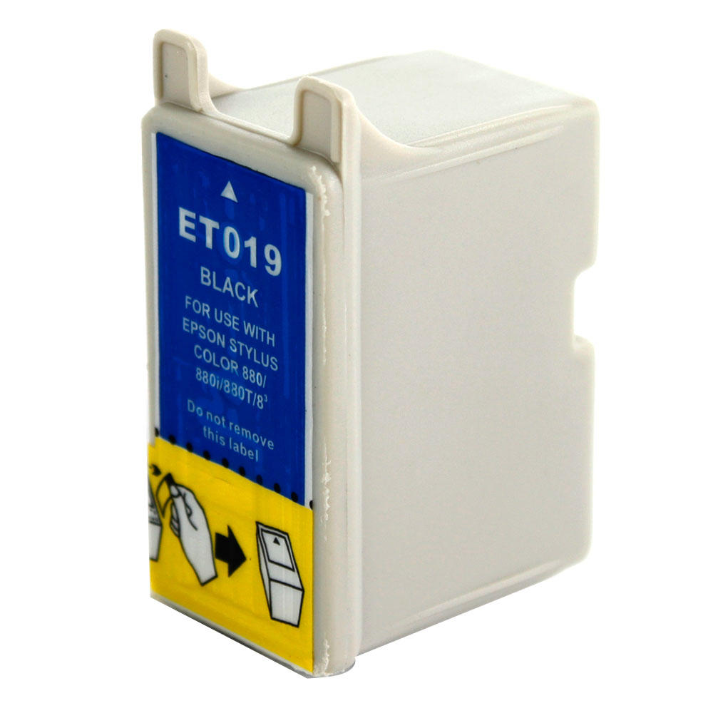 Epson T019201 New Compatible Black Ink Cartridge