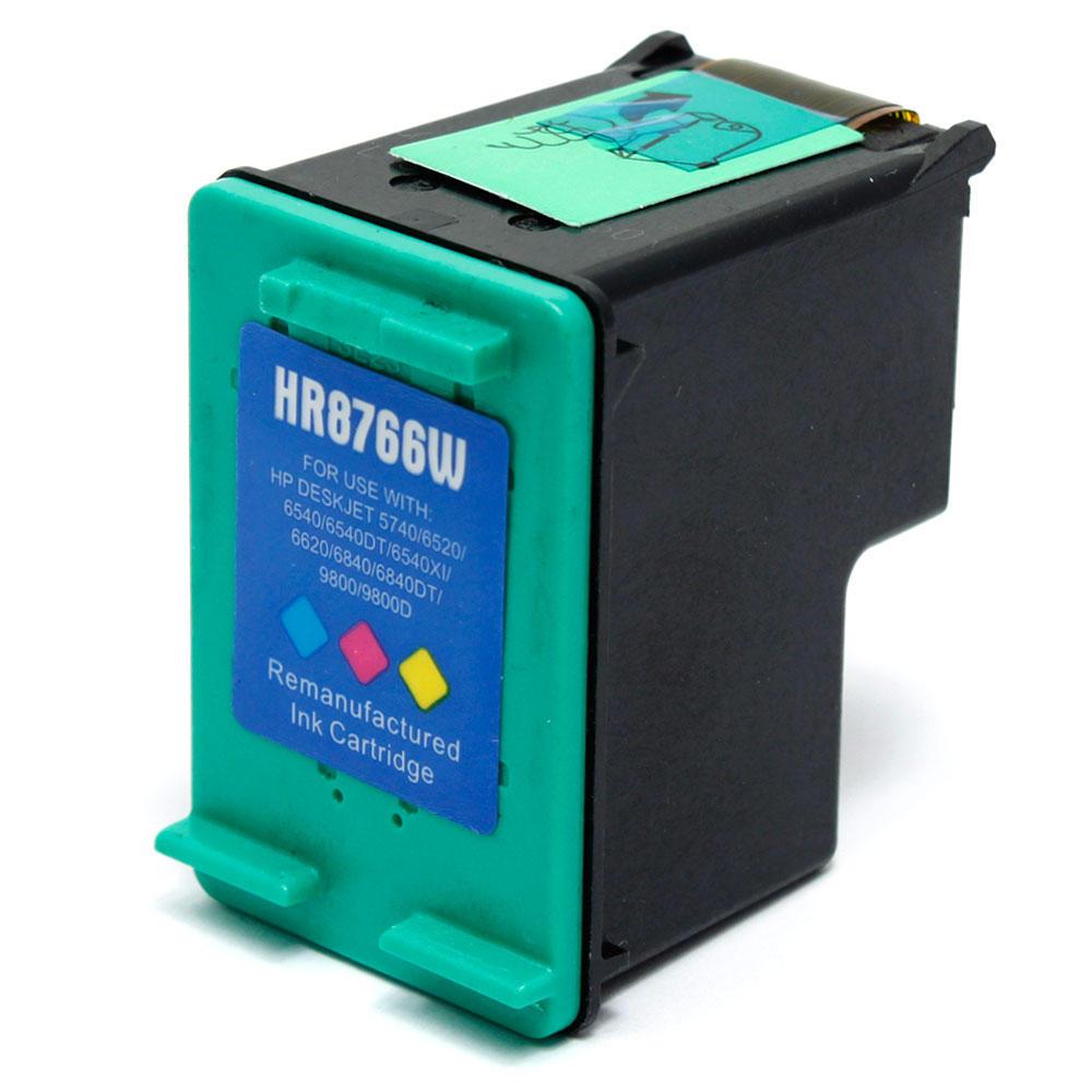 HP 95 C8766WN Remanufactured Tri-color Ink Cartridge
