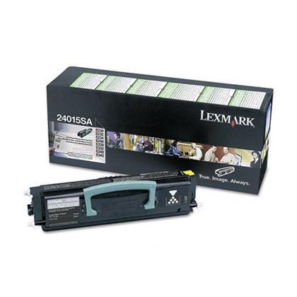 Lexmark 24015SA Original Black Toner Cartridge
