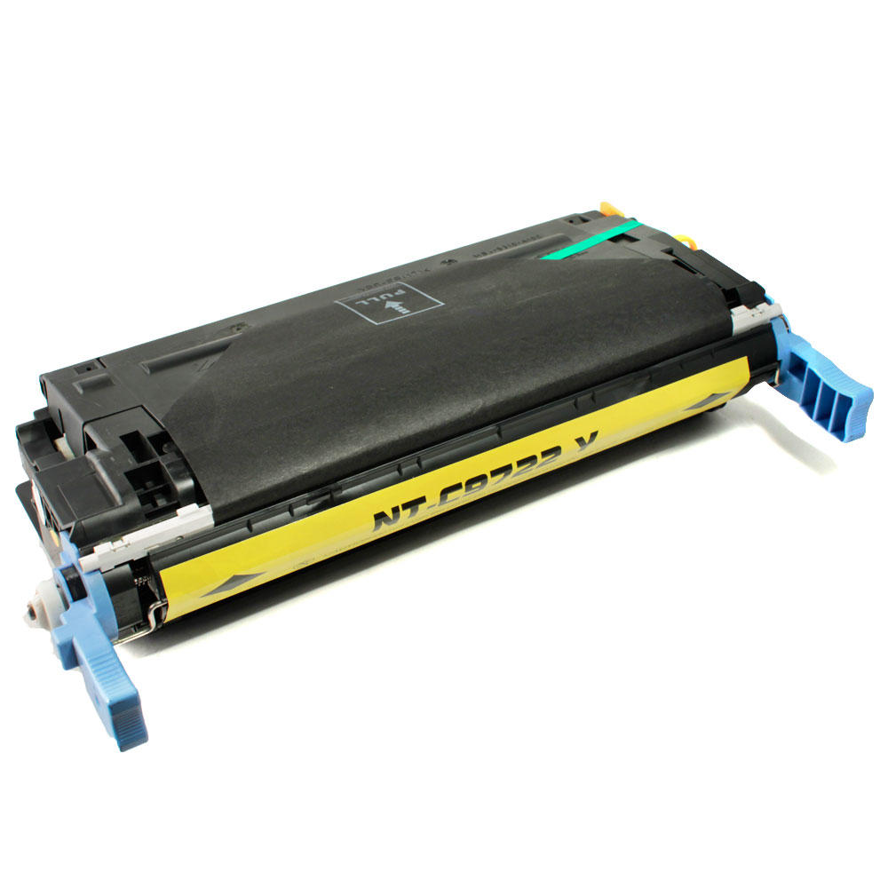 HP C9722A Remanufactured  Yellow Toner Cartridge