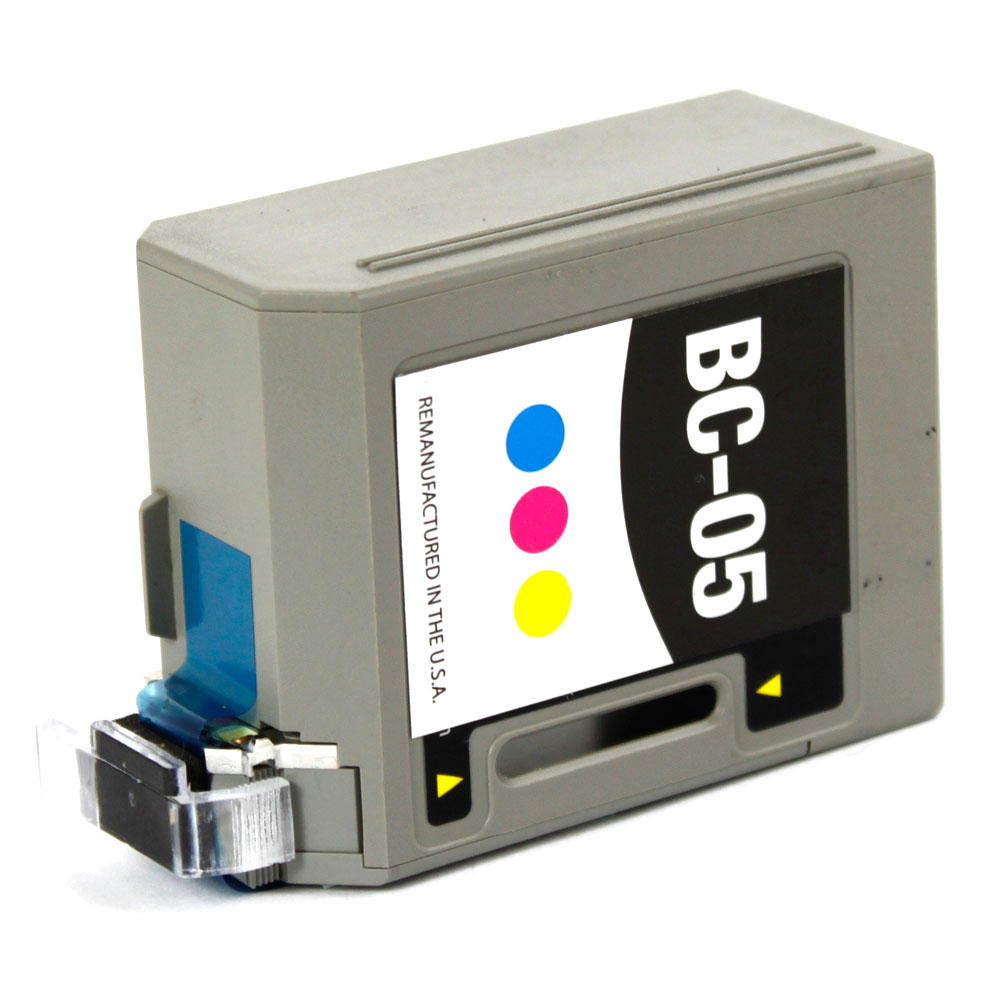 Canon BC-05 Remanufactured Color Ink Cartridge