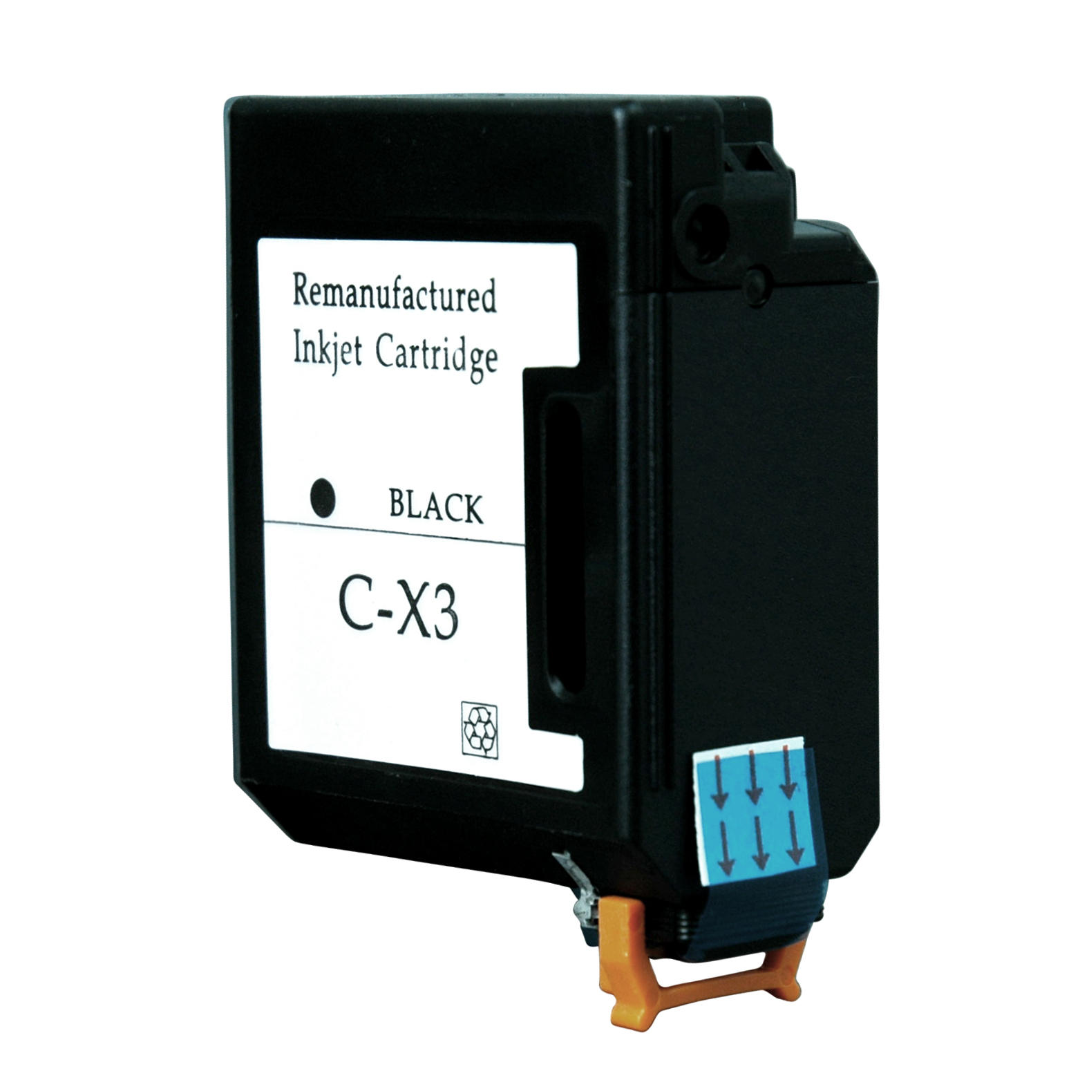 Canon BX-3 Remanufactured Black Ink Cartridge