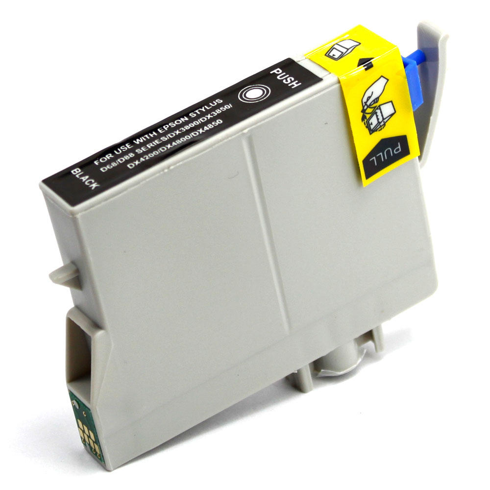 Epson T0611 New Compatible Black Ink Cartridge
