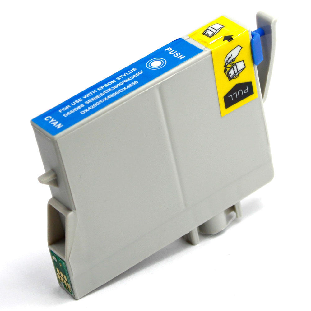 Epson T0612 New Compatible Cyan Ink Cartridge