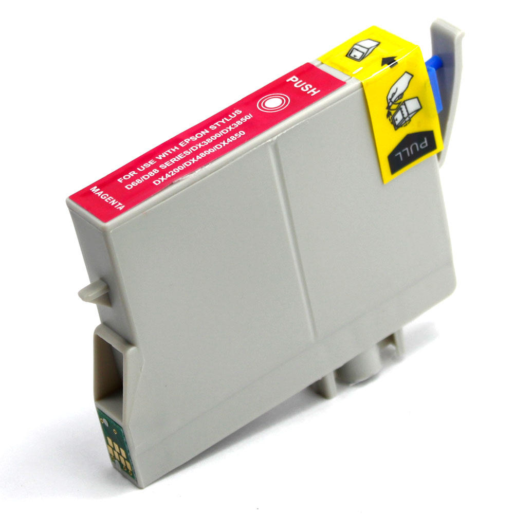 Epson T0613 New Compatible Magenta Ink Cartridge