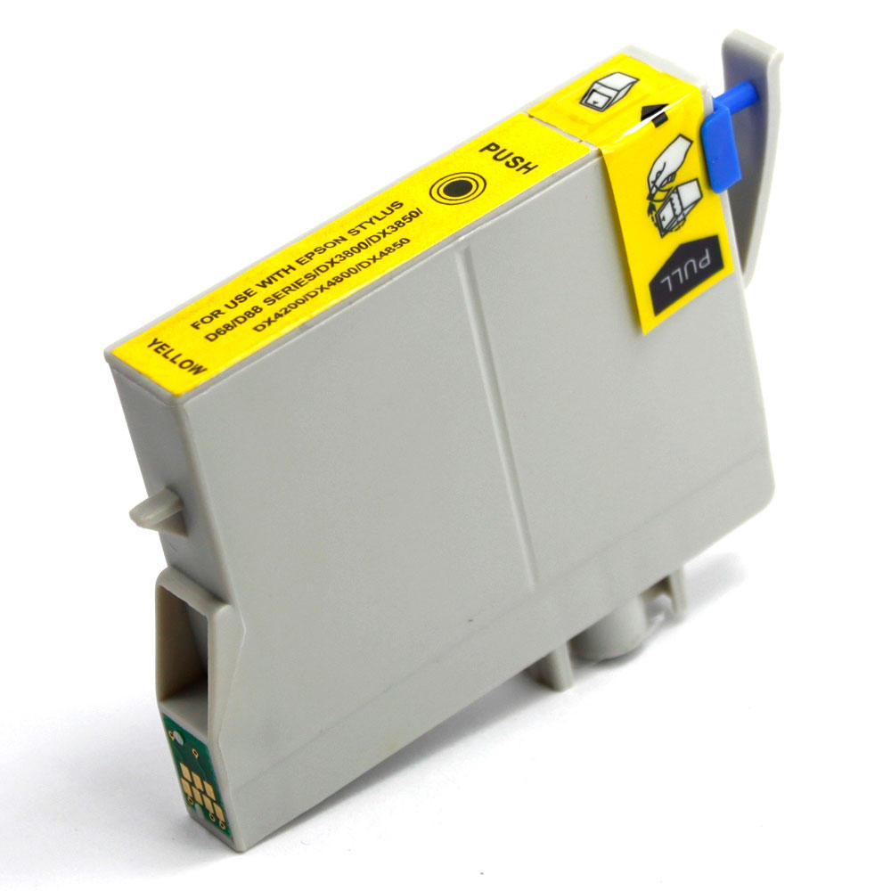 Epson T0614 New Compatible Yellow Ink Cartridge