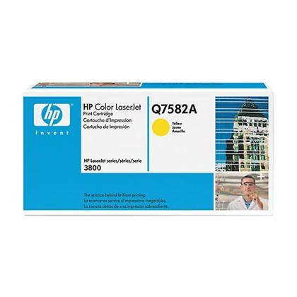HP 503A Q7582A Original Yellow Toner Cartridge (High Yield)