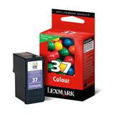 Lexmark 18C2140/18C2165 (No. 37) Original Color Ink Cartridge