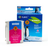 HP 940XL Remanufactured Magenta Ink Cartridge (C4908AN/C4904) With Chip (High Yield) - G&G™