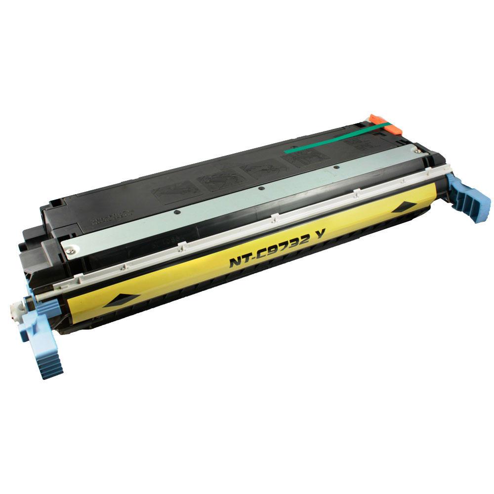 HP C9732A(HP 645A) New Compatible Yellow Toner Cartridge