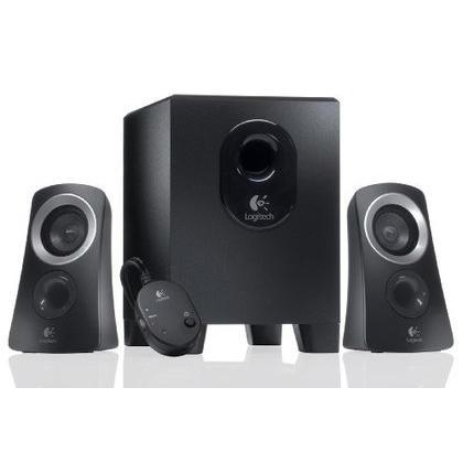 Logitech Z313 - 2.1 Channel 25 Watts Computer Speaker System