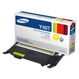 Samsung CLT-Y407S Original Yellow Toner Cartridge(CLTY407S)