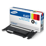 Samsung CLT-K407S Original Black Toner Cartridge(CLTK407S)