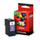 Lexmark No.15 (18C2110/18C2119) Original Color Ink Cartridge
