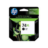 HP 74XL Original Black Ink Cartridge High Yield (CB336WN)