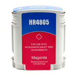HP 12 Remanufactured Magenta Ink Cartridge (C4805A)