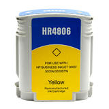HP 12 Remanufactured Yellow Ink Cartridge (C4806A)