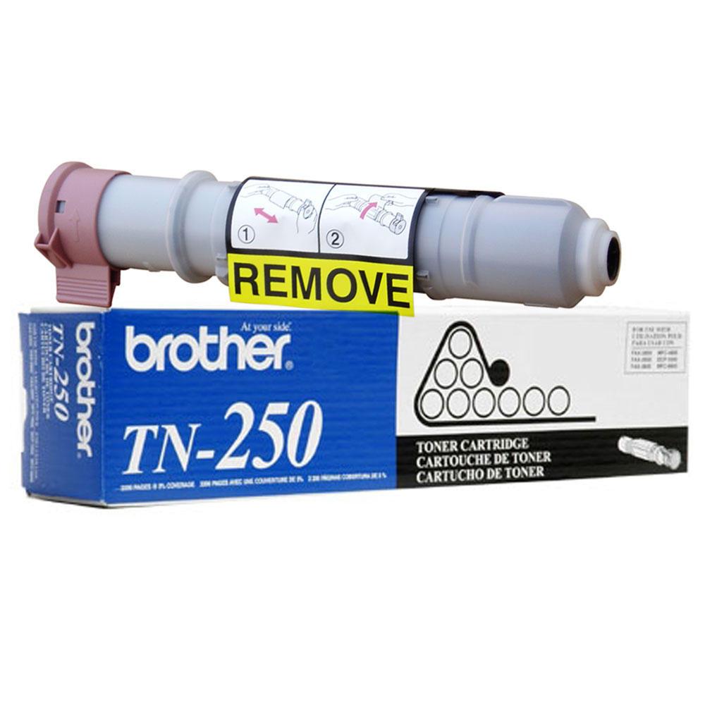 Brother TN250 Original Black Toner Cartridge