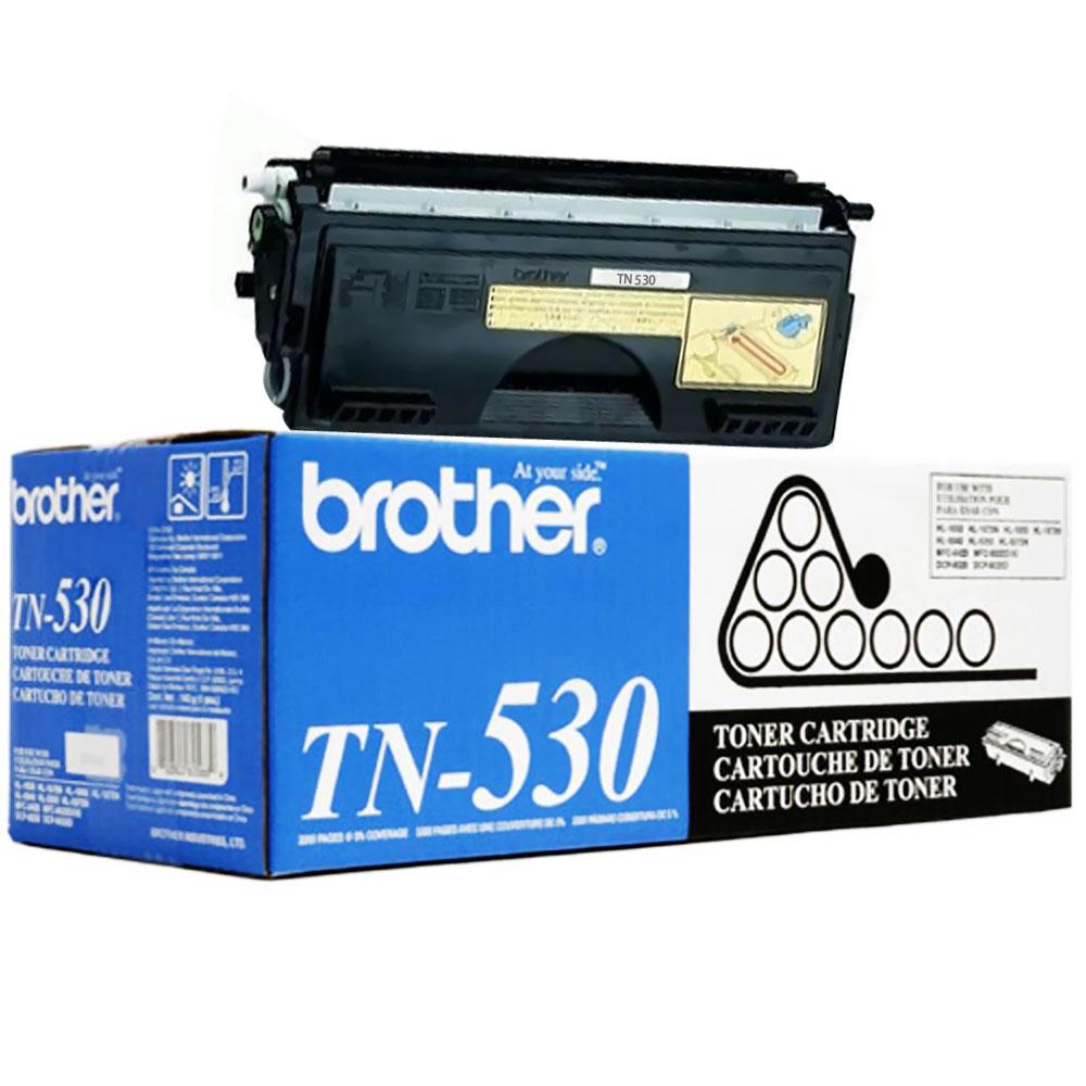 Brother TN530 Original Black Toner Cartridge