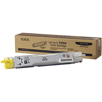 Xerox 106R01084 Original Yellow Toner Cartridge High Capacity