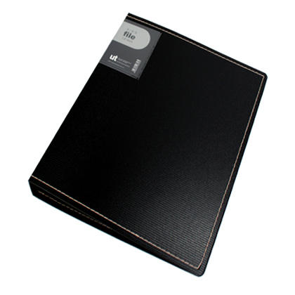 Shuter 1'' Elite D-Ring Black Binder