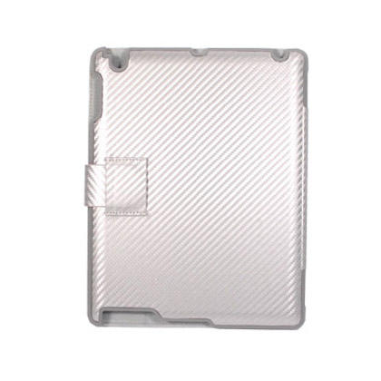 Twill Flip Buckle Protective Case for iPad 2, colors available