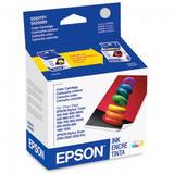 Epson S191089 (S020089/S020191) Original Color Ink Cartridge