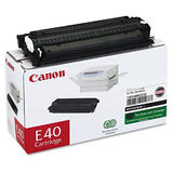 Canon E40 Original Black Toner Cartridge (1491A002AA)