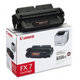 Canon FX-7 Original Black Toner Cartridge (7621A001AA)