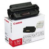 Canon L-50 Original Black Toner Cartridge (6812A001)