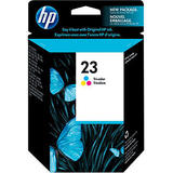 HP 23 C1823DC Original Tri-Color Ink Cartridge