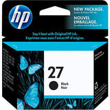 HP 27 C8727AN Original Black Ink Cartridge